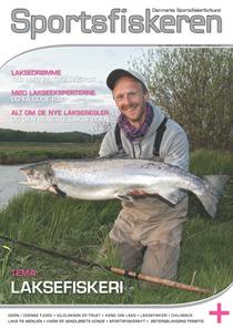 Medlemmer af Lystfiskerforeningem af 1926 modtager bladet Sportsfiskeren gratis.