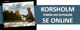 Korsholm fiskeri og outdoor