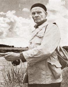 Skomagermester Hans Bache er en del af historien om lystfiskerforeningen. Han var en af mændende bag stiftelsen.