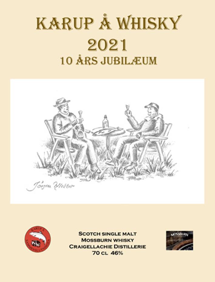 Karup Å Whisky
